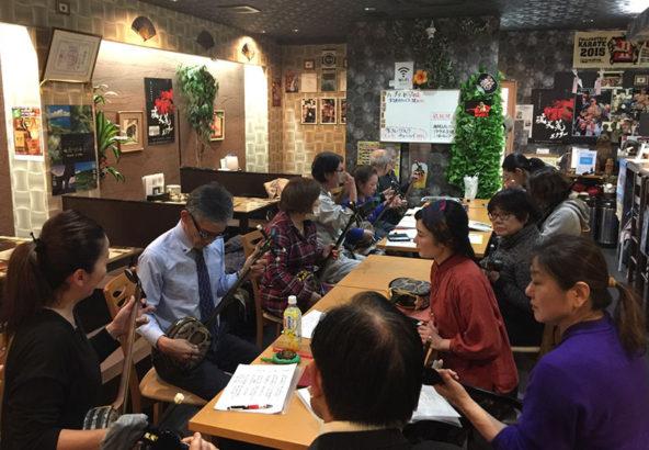 奄美シマ唄 三線教室