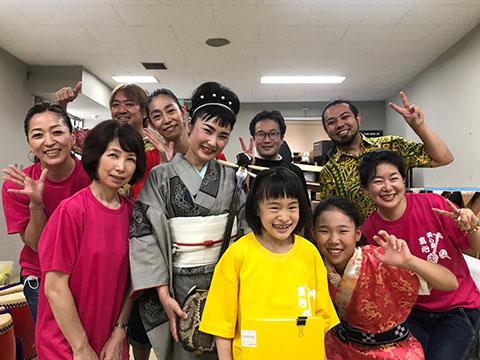 2021年 ハイサイ琉球まつり 榮百々代
